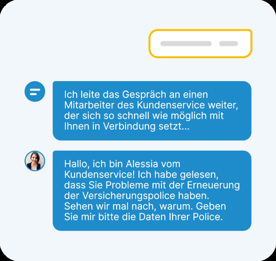 effektives Chat-Management